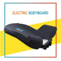 China Swimming / Frolicking Electric Body Board Plastic 24 V 120 W 7.8 AH For Kids for sale