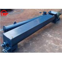 Wholesale Industrial Feed Screw Conveyor , Low Noise Flexible Screw Conveyor System from china suppliers