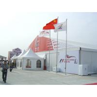 Wholesale PVC 40m X 30m Outdoor Event Tent Fire Retardant With Logo / Transparent Cover from china suppliers