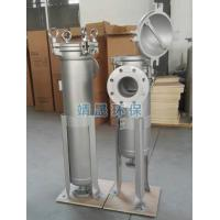 Wholesale Stainless Steel Bag Filter Vessels-Industrial Filtration System from china suppliers