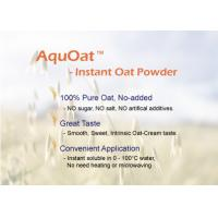 Wholesale Health Natural Bodybuilding Supplements Instant Oats Powder With High Content Of β-Glucan from china suppliers