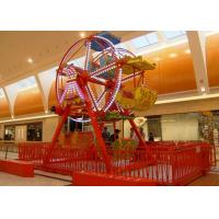 Wholesale Miniature Amusement Park Ferris Wheel With Vibrant Colors Decoration from china suppliers