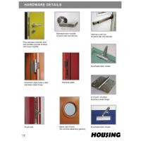 China Customized Commercial Fire Rated Doors , UL Certificated For Interior on sale