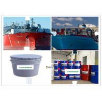 Quality Super Fine Ship Bottom Paint Self Polishing Anti Fouling Paint , Black And Brown Color for sale