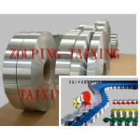 China 8011 / h14 aluminium coil for flip off seals for sale