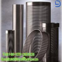 Wholesale screen pipes for deep well screen(various specifications) from china suppliers