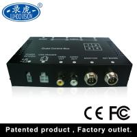 Wholesale Realtime Video Audio Input 4 Channel Car DVR Recorder With Remote Controller from china suppliers
