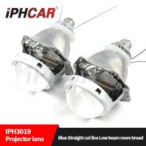 Wholesale IPHCAR Hella5 Original Hid Bi Xenon Projector Lens 3.0 Super Brightness Projector Hi/Low Hid Lens from china suppliers
