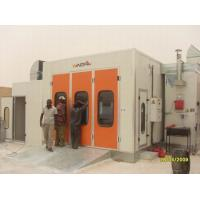 Wholesale Economical Portable Down Draft Spray Booth For Car Spraying, Drying, Baking WD-60A from china suppliers
