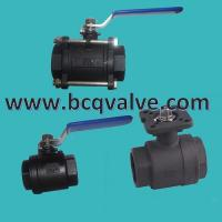 Wholesale carbon steel female thread ball valves from china suppliers