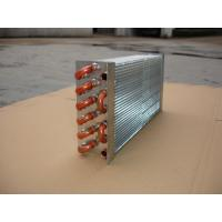 Wholesale 1.9MPa Copper Tube Aluminum Fin Air Conditioning Evaporator Coil For Transportation Device from china suppliers