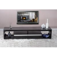 Wholesale Modern Living Room Furniture,Wood+Glass TV Table,Floor Stand from china suppliers