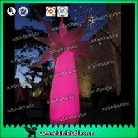 Wholesale Giant Events Party Decoration Lighting Inflatable Tree With Factory Directly Suppy from china suppliers