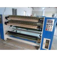 Wholesale Super Clear Slitting and Rewinding machine , OPP / Cellophane adhesive tape slitter machine from china suppliers