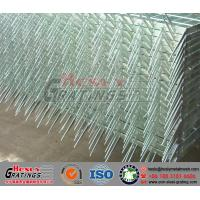 Wholesale Hot Dipped Galvanized Steel Grating Fence from china suppliers