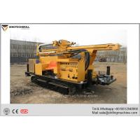 Wholesale Crawler Mounted Water Well Drilling Rig Air And Mud Dual Purpose from china suppliers