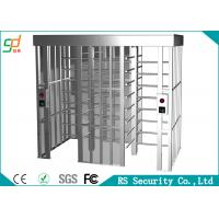 Wholesale Prison Durable Full Height Turnstiles Made On Domestic Standard Stainless Steel from china suppliers