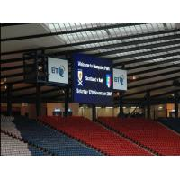 Wholesale P20 Outdoor Full Color Led Display Super Brightness Waterproof IP65 Stadium from china suppliers
