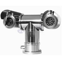 China 2.2MP 20x Flame proof Explosion Proof PTZ Camera With Infrared Light on sale