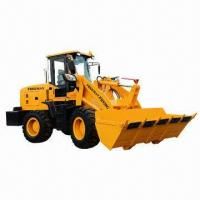 Buy cheap Wheel loader with 2T rated load from wholesalers