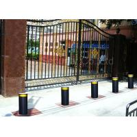 Wholesale Access Control Steel Pipe Hydraulic Bollards Remote Road Traffic Barrier For Safety from china suppliers