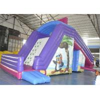 Wholesale Huge Waterproof Children Commercial Inflatable Slide For Pool Rental from china suppliers