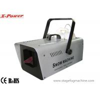 Wholesale 1200W Artificial Snow Making Machine Professional Snow Machine Flurry Effect   X-012 from china suppliers