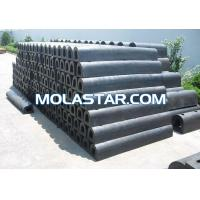 China Molastar High Quality Dock Jetty Rubber Fender/D Type Rubber Fender/Semicircular Rubber Fender For Marine Boat on sale