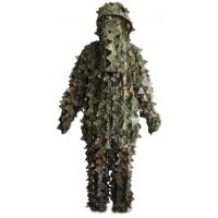 Buy cheap Hunting Leaf Suit, Fire Retardent 3D Camo Leaf Suit With 3D Jacket With Hood And 3D Pants from wholesalers