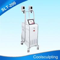 Buy cheap Latest Vacuum Cryolipolysis Slimming Machine , Cryotherapy Fat Freezing from wholesalers