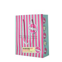 Security Personalised Paper Bags Matte Lamination For Gift Packaging for sale