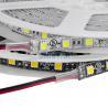 High Luminance SMD 5050 Flexible Outdoor Led Strip Lights For Bars KTV Teahouse for sale