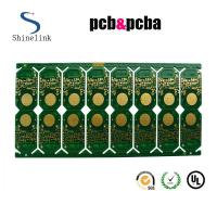 Wholesale 4 layers prototype pcb manufacturer with Immersion gold , surface mount prototype board from china suppliers