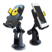 Wholesale Silicone Material One Touch Phone Holder , Car Dashboard Cell Phone Cup Holder Mount from china suppliers