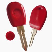 Buy cheap Alfa 1 button key shell (Red) from wholesalers
