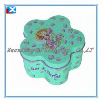 Wholesale beautiful gift tin box packaging from china suppliers