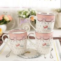 Buy cheap Ceramic Drum Cup Personalized Coffee Mugs Festival Advertising Promotional Gifts from wholesalers