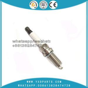 China DILKAR6A-11 22401-JA01B 1 Year Warranty Double Iridium Spark plugs For NISSAN  TIIDA TEANA Ignition System on sale