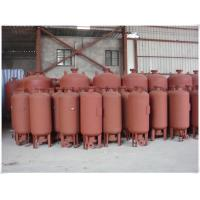 Wholesale 30 Gallon Air Compressor Replacement Tank , Air Compressor Vertical Tank With Legs from china suppliers