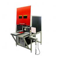 Wholesale Pcb Optical Fiber Laser Marking System Automatic Russian Language 50w from china suppliers