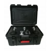 Quality UAV Anti Drone Box GPS Signal Jammer , High Shielding Range At 1800 Meters for sale