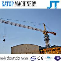 Wholesale Factory price 6t load topkit tower crane TC5610 tower crane with CE from china suppliers
