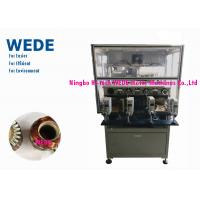 Wholesale 4 Stations Spiral Winding Machine , Motor Coil Winding Machine For 24 Slots External Armature from china suppliers