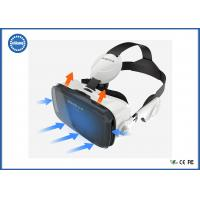 China Head Mount High Definition Video Glasses Virtual Reality Gaming Headset CE ROHS Reach Certificated on sale
