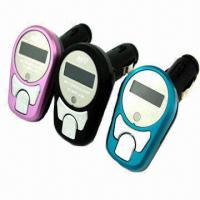 Wholesale Car MP3 Player with FM Modulator and Remote Controller  from china suppliers