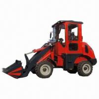 Buy cheap Wheel Loader with 1.0T Rated Load from wholesalers
