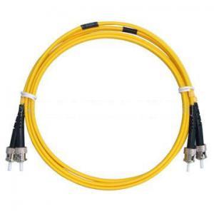 ST - ST - DX Fiber Optic Patch Cord