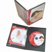 Wholesale DVD replication with booklet printing and jewel case packing from china suppliers