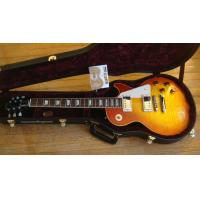 Wholesale 1999 GIBSON LES PAUL CUSTOM SHOP FLAME TOP GUITAR, 1959 REISSUE, MINT from china suppliers