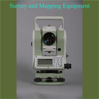 Wholesale Optical measuring equipment total station reflectorless and reflector from china suppliers